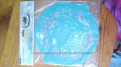 Трафареты для украшения тортов набор 3 шт