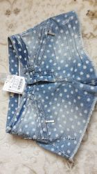 Новые шорты bershka 32