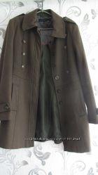 Шерстяное пальто 48-50 размер