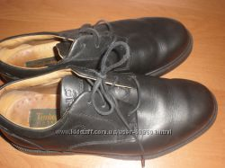7. 5 W- 26. 5 см  кожаные  туфли ф. Timberland