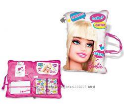 Тайный -дневник, мягкая подушка секрет в коробке Barbie Mattel
