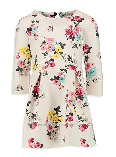 Платье-Трикотаж/укороченный рукав-110--140-Waikiki-Нарядные Платья 116--158