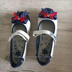 Симпатичные туфельки Lulu 27 размер