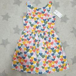 Платье на девочку 146см