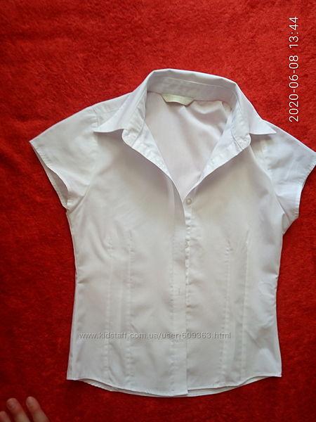 Блуза школьная 9-10 MarksSpencer