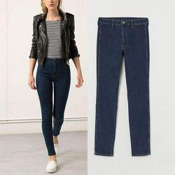 H&M джинсы скинни 26, 27 р