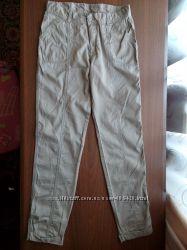 Літні штани на 10-11 років в доброму стані