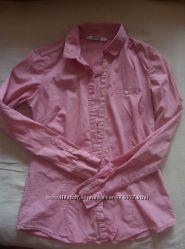 Фирменная рубашка Pull&Bear
