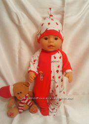 Одежда для куклы Baby born