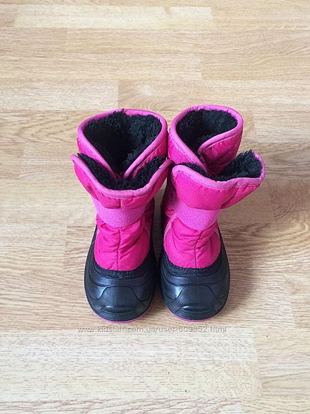 Ботинки зима Kamik