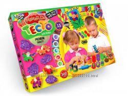 Тесто для лепки Danko Toys Master DO - 15 цветов