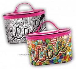 Набор для творчества Danko Toys косметичка раскраска, my color case