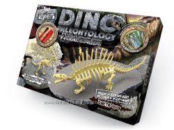 Игра научная, активная Danko Toys археологические раскопки динозавров