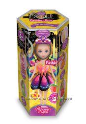 Воздушный и шариковый пластилин Danko Toys CLPD-01-0102 Princess doll