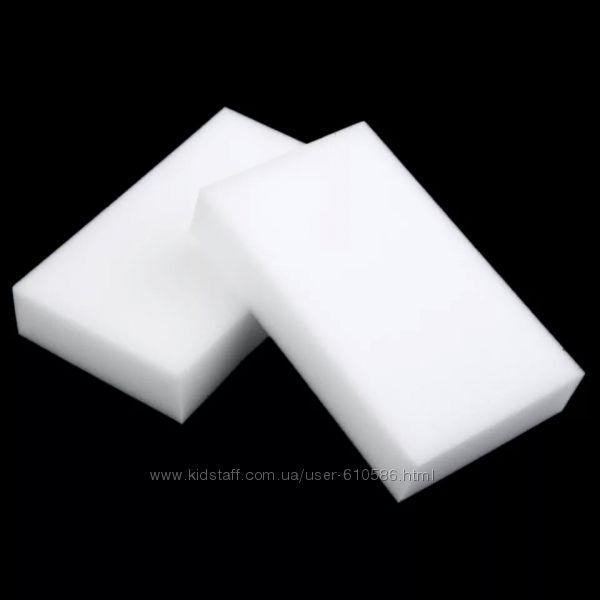 Меламиновые губки. Цена за 100 штук