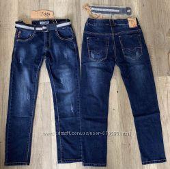 Подростковые джинсы на мальчиков. 134-164. Самая низкая цена