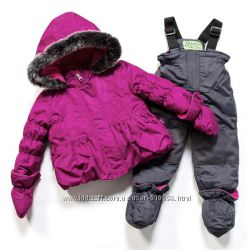 Зимняя одежда   PELUCHE & TARTINE Канада