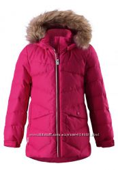 Зимняя куртка пуховик Reima 531314 Leena 2018