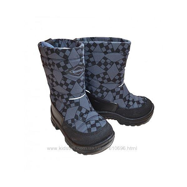 Самая теплая зимняя обувь КУОМА 2018-2019