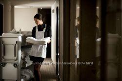 Работа в Праге для девушек, Работа Чехия, Уборка