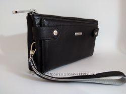 Кожанный клатч-кошелёк KARYA 1125-45