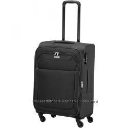 Недорого средний чемодан 52л. Германия, качество