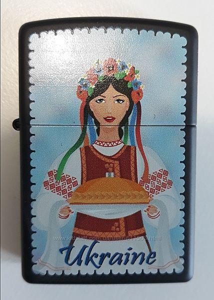 Оригинальные зажигалки ZIPPO с украинской тематикой