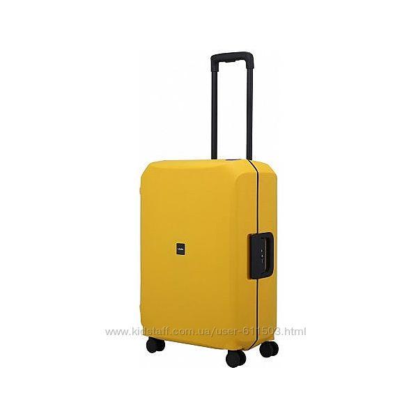 Японский надёжный чемодан Lojel