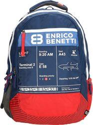 Рюкзак тканевой для ноутбука Enrico Benetti