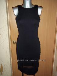 Элегантное платье с сеткой Atmosphere