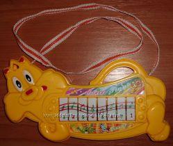 Музыкальная развивающая игрушка пианино Misic Piano