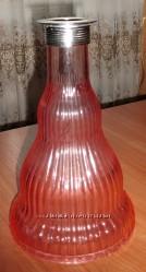 Колба для кальяна с резьбой Mya Мия акрил 723 высота 25 см