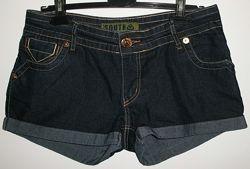 Шорты джинсовые стрейч South Moments Бразилия - р.42 48-52