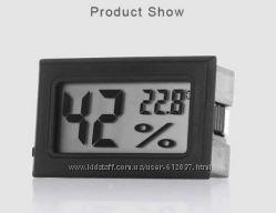 Термометр гигрометр цифровой