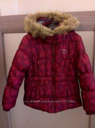 Демисезонная курточка для девочки Lupilu