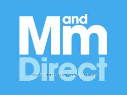 Выкуп MandMDirect под 0 Без комиссии. Курс 38.90 Компания есть