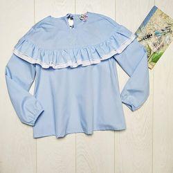Распродажа. Блуза Albero. 122-152 см.