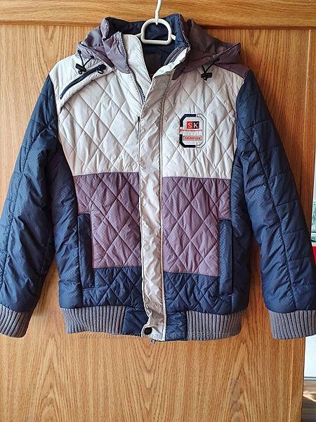 Куртка демисезонная р.152