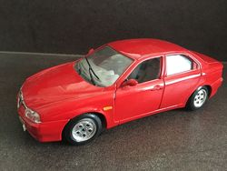 Машинка Alfa Romeo