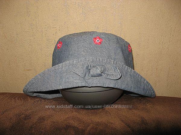 Летняя шляпа панама Gymboree р.4-5 лет