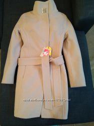 Стильное теплое пальто цена снижена
