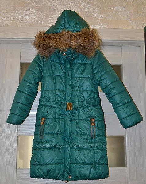 Зимнее пальто Mayoral Испания 116р.