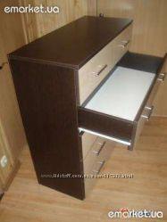 новый шкаф комод для всего семейного гардероба