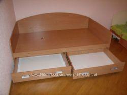новая кроватка 80180см сборка и доставка по Киеву включена