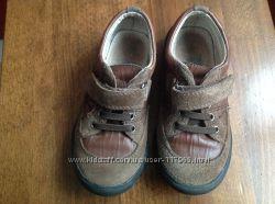 Кросівки-туфлі Vincent шкіряні, 27р - 17см