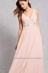 Платье макси, вечернее, выпускное, новое М-Л
