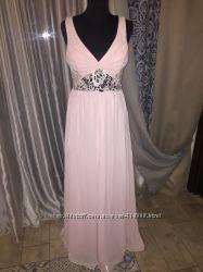 Шикарное вечернее платье, платье на выпускное L новое