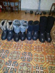 самая теплая зимняя обувь для тех кто работает  на улице