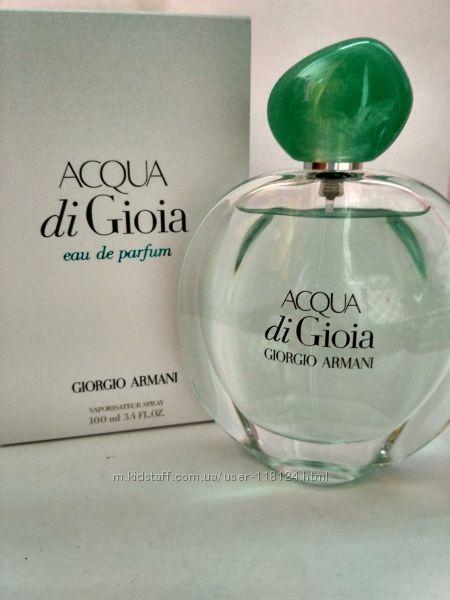Acqua di Gioia Giorgio Armani распив оригинала.