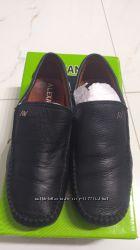 Мокасины кожаные 32 Alexandro